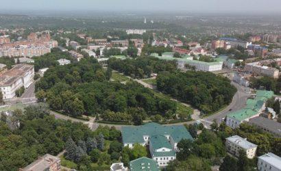 Полтавскую область затянуло смогом неизвестного происхождения