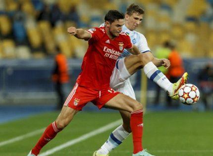 Мирча Луческу остался доволен результатом и игрой с «Бенфикой»