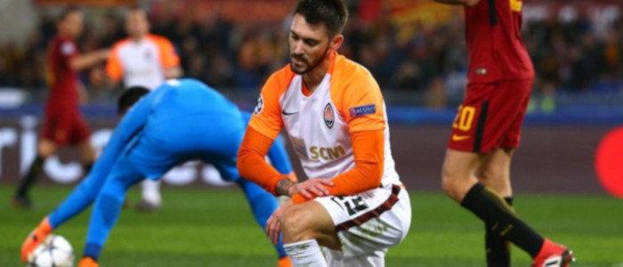 Фонсека хочет подписать в «Рому» бывшего игрока «Шахтера»