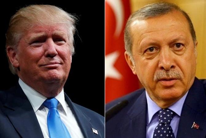 Эрдоган вернул письмо Трампу, в котором тот назвал его «дураком»