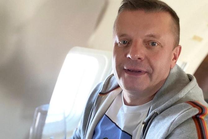 """Парфенов попал на сайт """"Миротворец"""" после интервью Евгению Киселеву и ответа про Крым"""