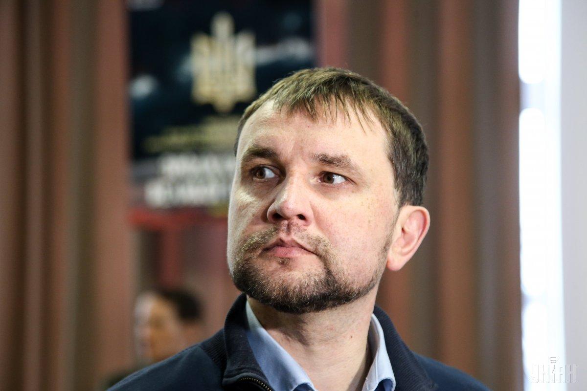 Вятрович идет в Раду останавливать «русский мир»