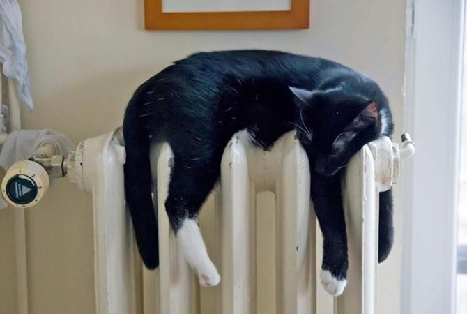 В Украине 8 областям дали отопление