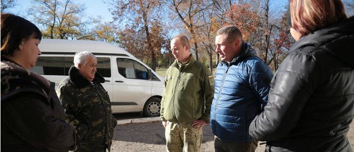 После разведения войск в Золотом все соцслужбы будут работать в штатном режиме, – ЛугОВГА