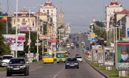В Запорожье всё-таки ограничили передвижение общественного транспорта
