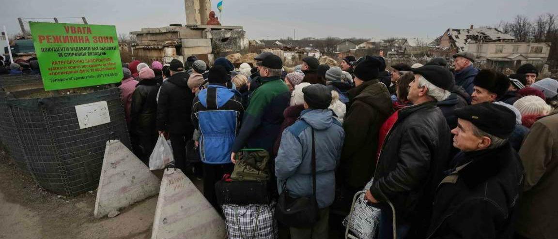 Пересечение линии разграничения на Донбассе: Названы основные причины (Инфографика)