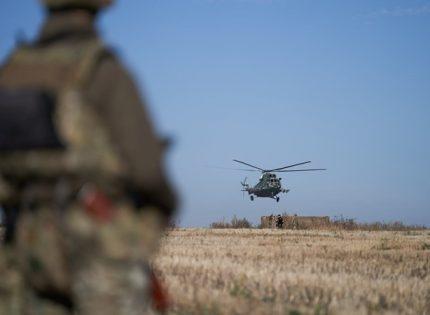 В зоне ООС снова погиб военнослужащий