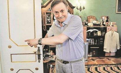 Актера Юрия Соломина вылечили от коронавируса