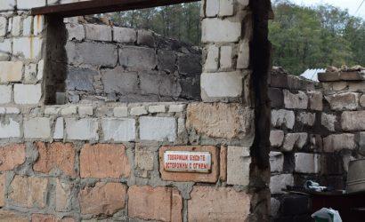 Вместо крестов – бугорки: Пожары на Луганщине уничтожили и кладбища (Фото)