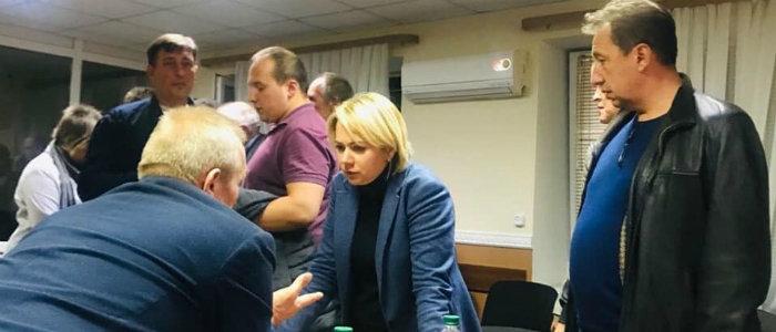 Все сложно: Коляда рассказала о проблемах Луганщины