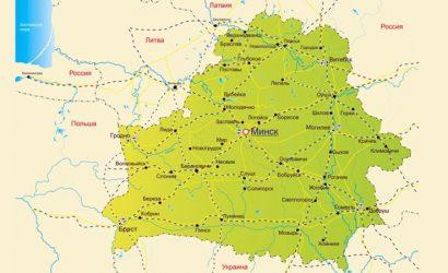 С Украиной тоже: Беларусь закрыла границу со всеми, кроме России
