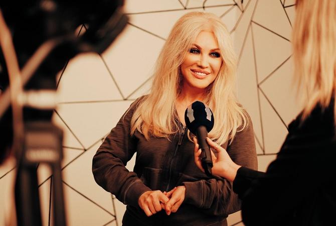 Повалий снимает клип на первую за шесть лет украиноязычную песню