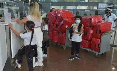 Супругу полузащитника «Шахтера» с 17 чемоданами не выпустили из Бразилии в Украину