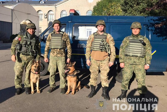В аэропорту Днепра ловили террористов