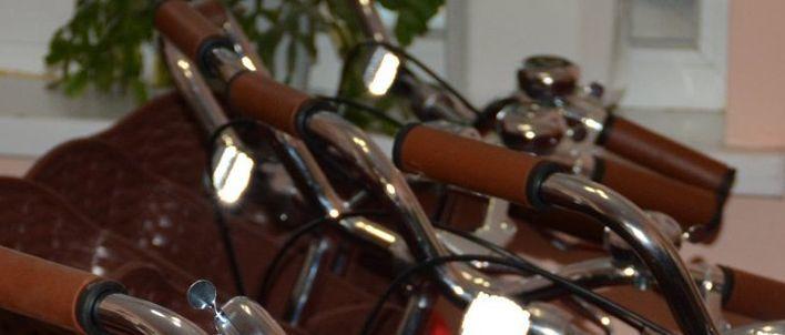 Социальным работникам Попасной подарили велосипеды (Фото)