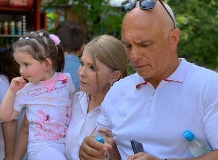 Юлия Тимошенко показала романтическое фото с мужем в честь очередной годовщины