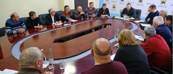 На Донетчине разработали предложения к правительству и ВРУ, которые должны улучшить положение дел на госшахтах