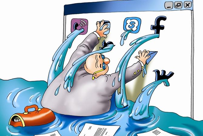 А что вас в соцсетях раздражает?