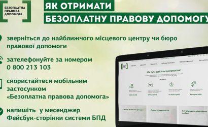 За счет государства: Как и где в Украине получить бесплатную правовую помощь