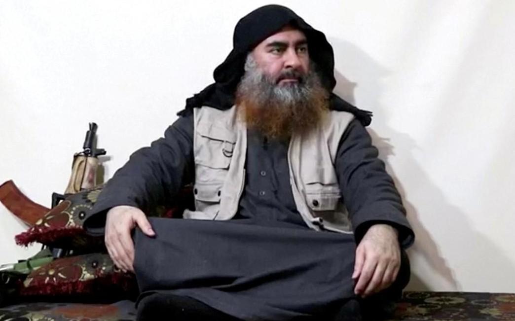 В США утверждают, что похоронили аль-Багдади в море