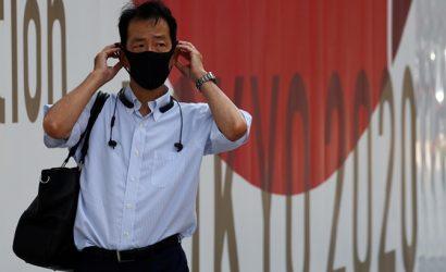 Впервые с начала Олимпиады в Токио обнаружили свыше 3 тысяч больных коронавирусом