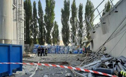 В Carlsberg Ukraine рассказали, что взорвалось на территории их киевского завода