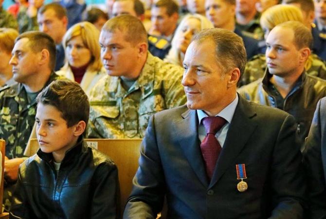 В России будут судить бывшего украинского министра Рудьковского за нападение на посольство
