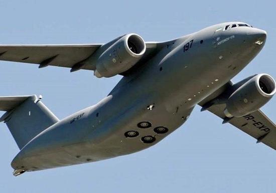 МВД хочет закупить новейшую украинскую разработку — самолет АН-178
