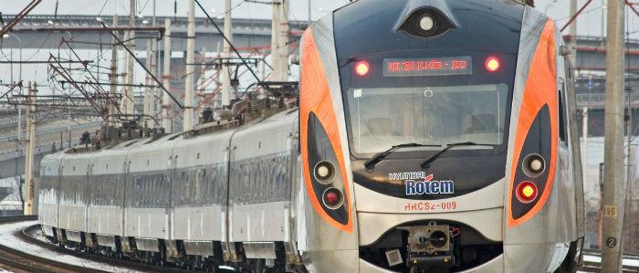 Запуск поездов «Интерсити» в Луганскую область пока невозможен, – «Укрзализныця»