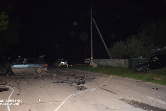 Пьяный полицейский из Киева устроил смертельную аварию