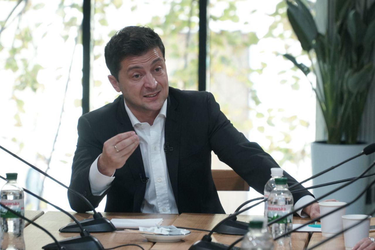 Зеленский назвал условия принятия «формулы Штайнмайера»