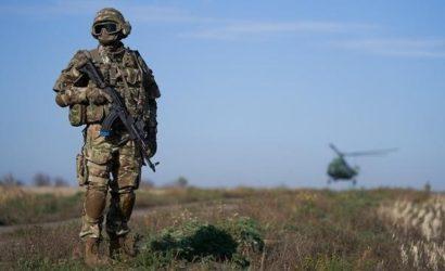 На Добассе ранен украинский боец