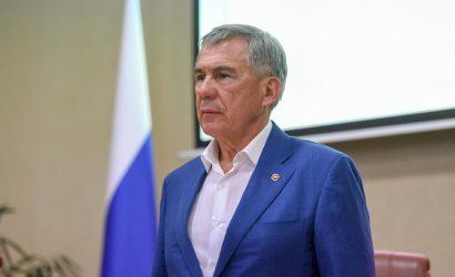Президент Татарстана о стрельбе в Казани: Мы потеряли 9 человек