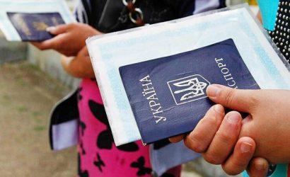 В Украине уменьшилось количество переселенцев из Донбасса