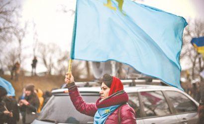 Почему татары, караимы, крымчаки — коренной народ, а украинцы — нет