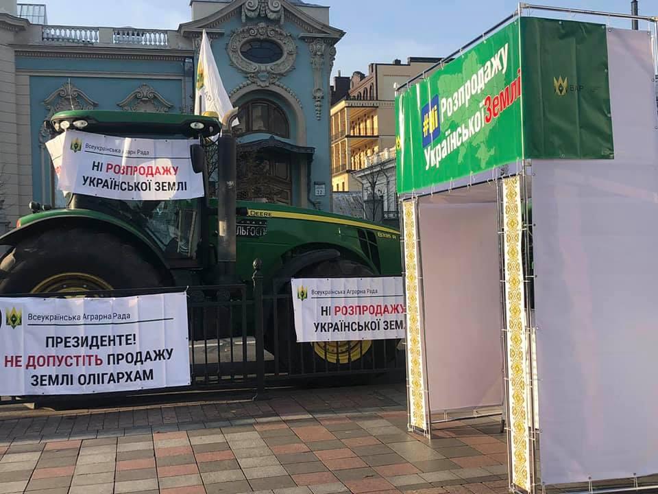 Советник премьера об акции аграриев: все равно, что митинг против тарифов на «Мерседесах»