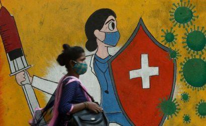 Штамм из Индии и «черная плесень» придут в Украину в конце мая