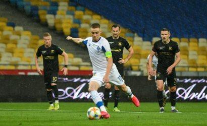 Бесконечный фарт Луческу. «Динамо» проходит «Колос» в невероятной серии пенальти