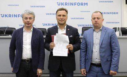 Ткаченко заявил, что соглашение с немецкими архитекторами разблокирует строительство музея Майдана