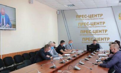 На период ООС: Луганская ОГА предлагает запретить обесточивать Попаснянский водоканал