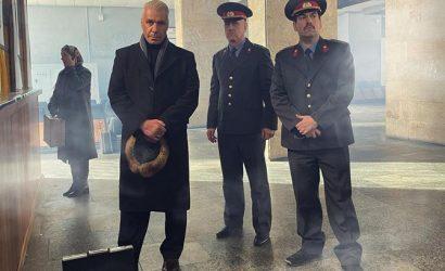 Солист Rammstein перепел советскую песню «Любимый город», которую исполнял Марк Бернес