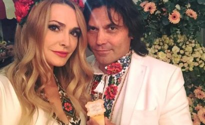 Борисюк снова позвал Ольгу Сумскую замуж — в честь 25-летия свадьбы
