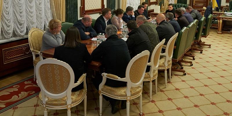 Зеленский провел рабочее совещание из-за авиакатастрофы – итоги