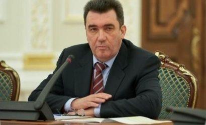 Алексей Данилов заявил, что «напрягается, когда слышит русский язык»