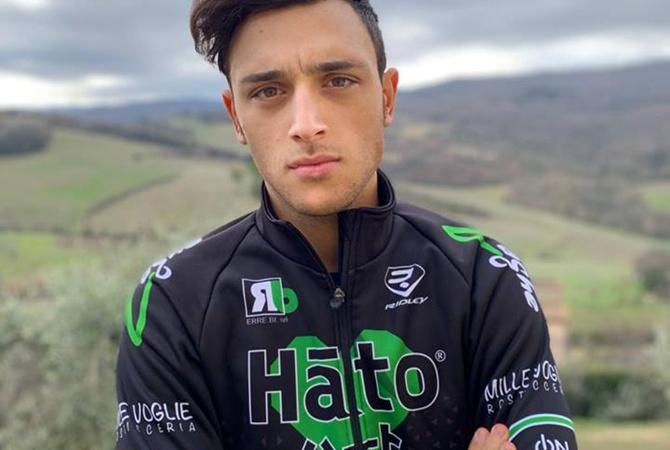 В Италии погиб молодой велосипедист во время гонки