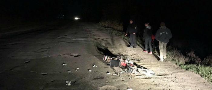 В Старобельске по вине пьяного водителя мотоцикла произошло ДТП (Фото)