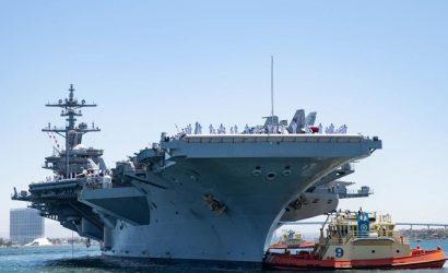 Зачем США проводят крупнейшие со времен холодной войны военно-морские учения