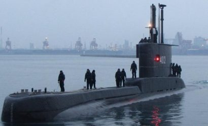 В Индонезии пропала подводная лодка с 53 людьми