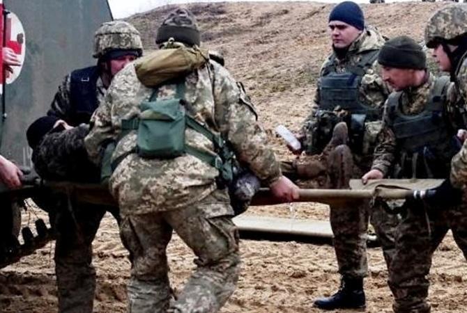 В Харькове умер раненый в Балаклее военнослужащий