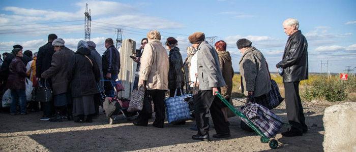 Переселенцы на Донетчине: Сколько зарегистрировано и где в большинстве